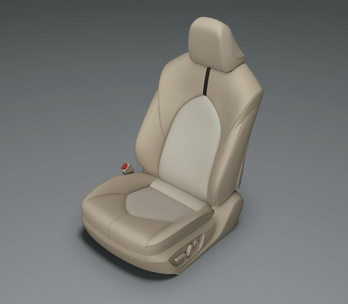 ghế lái camry 2.5Q